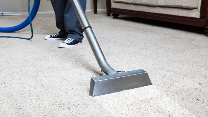 commercial carpet cleaning equipment