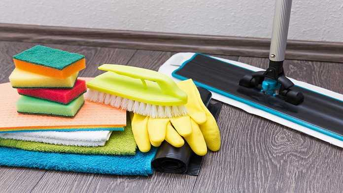 New Basford end of tenancy cleaning service image